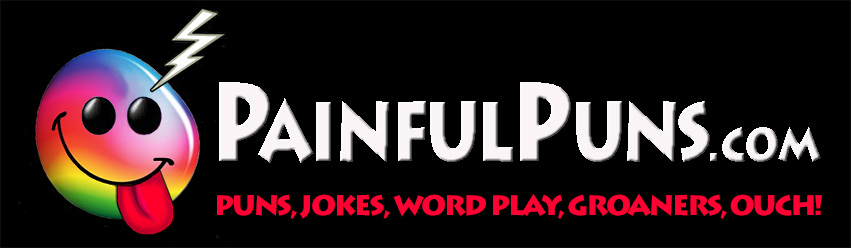 PainfulPuns.com - Puns, Jokes, Word Play, Groaners, Ouch!